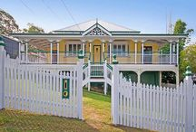 Queenslander/Edwardian homes