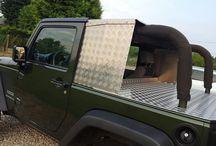 jeep wrangler jk fait  maison