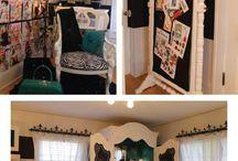 New Room ! / by Caroline Garner