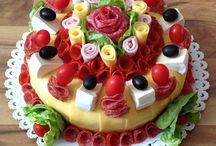 Slané dorty a jiné ....