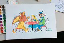 Floyd Norman / Animation Disney