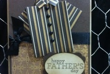 fathers day/mothers day card ideas / by Lisa Euchuk