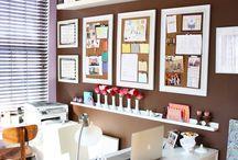 Office Space / by Alyssa Caruso