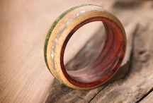 Woodrings / Wood rings