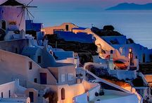 Places to visit - Santorini