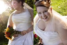 Curvy wedding