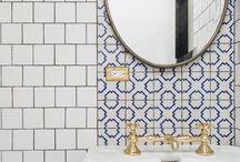 Dream Baths / by Elise Hanna
