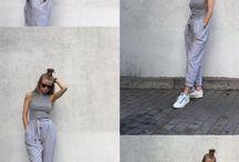90hood style / #fashion #minimal #style #grey #highwaist #trousers #90s #tomboy #fila #grunge #blogger #fashionblogger #styleblog #fashionblog #trends #lookbook #inspiration #blvck #90hood