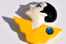 Jewelry Art Deco / by Ines Dias