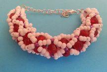 Moje výrobky <3 / Handmade jewelry.