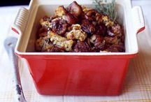 Savory Stuffing Recipes / The perfect side to your beautiful Goose.