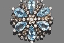 The vintage brooch