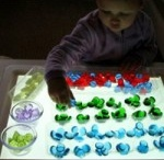 Light Table Activities / by Deb Hopkins