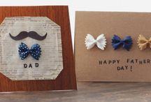 Idée fêtes des pères ☆