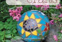 Craft Books to Inspire You / Looking for a new craft or a little inspiration? Then take a peek at our favourite craft books