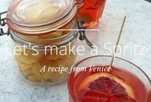 Let's make a Spritz- a cocktail from Venice