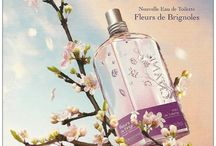 skin care advertising design products