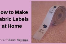 Make your own label