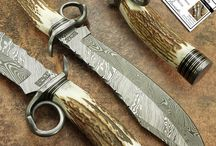 blades and weapons