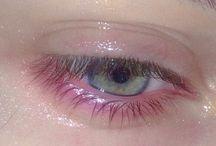 lip gloss eye makeup