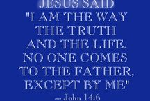 GODLY TRUTHS / And ye shall know the truth, and the truth shall make you free. John 8:32   / by Yvonne Baxter