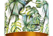 Tropical Interiors Trend