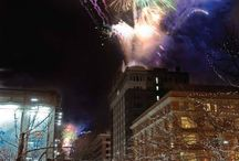 New Years Eve / Join us for fireworks downtown at 9pm & midnight! / by Denver Pavilions