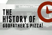 History of Godfather's Pizza / by Godfather's Pizza