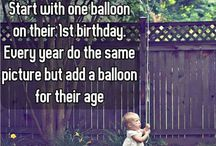 Greyson's 1st birthday ideas