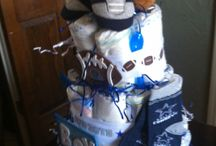 Diaper cakes / by Teresa Bogan