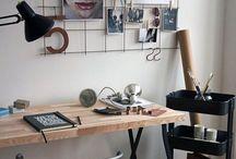Chris's studio