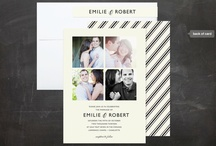 LITTLEDAY PRESS @MINTED / littleday press stationery and invitation designs for sale at minted.com