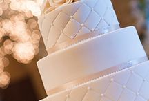 wedding cake (white)