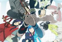 DRAMAtical Murder / Let's play RHYME!