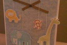 Stampin up Zoo Babies