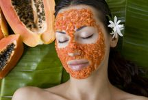 papaya  for skin, hair and health