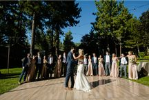 Kyra and Jackson / Kyra and Jackson Tahoe Wedding Event Decor: Red Carpet Events and Design Venue: Hyatt Regency Lake Tahoe Resort, Spa & Casino Photography: Chris Werner Photography