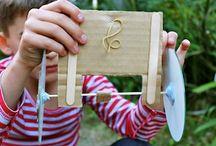 Childrens craft ideas