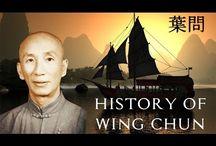 História Wing Chun