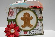 My christmas gift packing creations / Paper,Stamping,Crafting