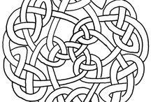 Wzory celtyckie