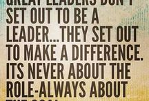 TLIM- Leadership Quotes