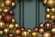 Wreath Elegance / Welcome your guests with elegant wreaths on your front door. Our line of wreath holders can compliment your wreaths and help greet your guests in style.