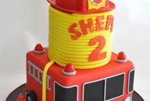 brandweer party