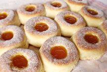 pečení sladkostí / Recepty