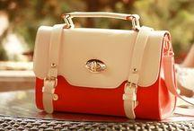 Handbags / by Teresa Logiotatos