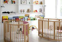 Modern Baby Nurseries