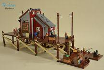 Lego Harbour.