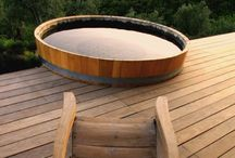 Sauna hammam piscine