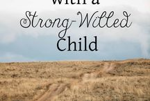 The Strong Willed / by Lynette Pulsipher